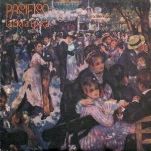 La Bella Epoca by PACIFICO album cover