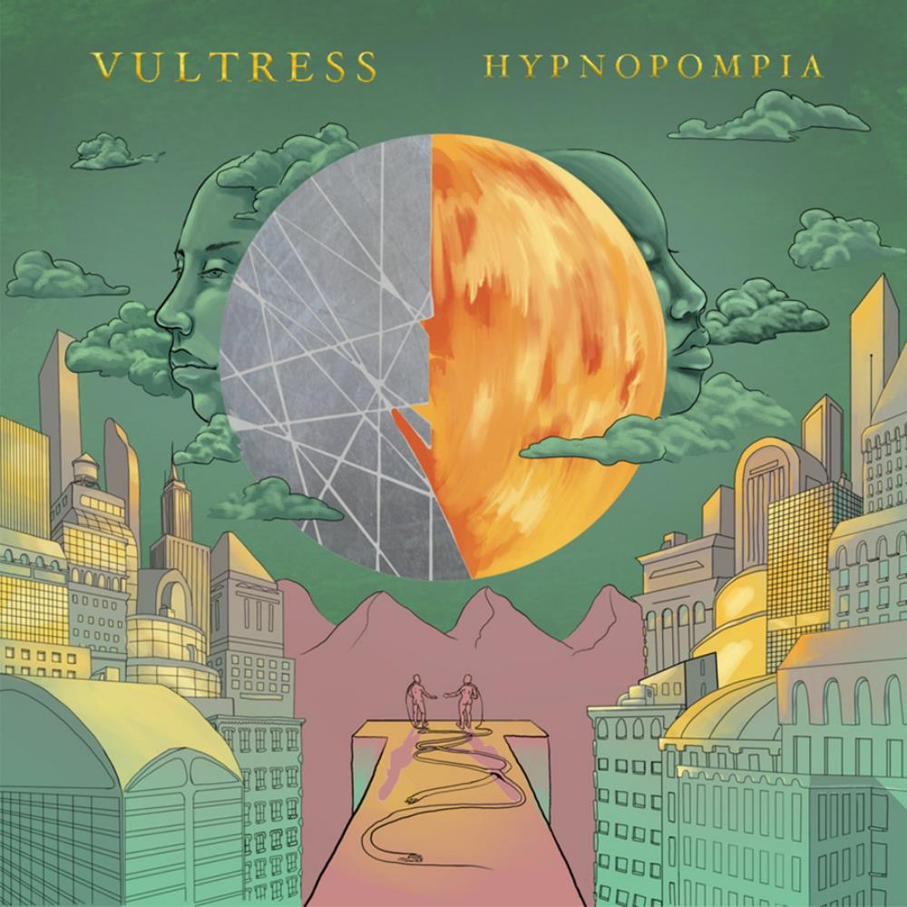 Hypnopompia by VULTRESS album cover
