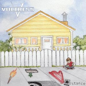Vultress Distance album cover