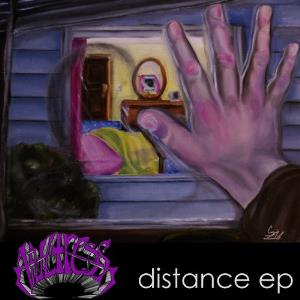Vultress Distance EP album cover
