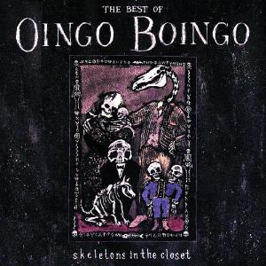 Oingo Boingo Skeletons In The Closet album cover