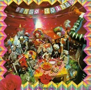 Dead Man's party by OINGO BOINGO album cover
