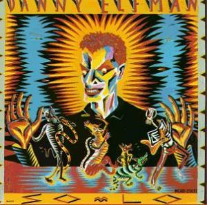 So-Lo (released as Danny Elfman) by OINGO BOINGO album cover