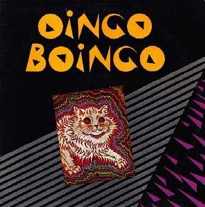 Oingo Boingo by OINGO BOINGO album cover