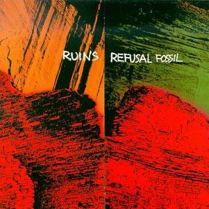 Ruins Refusal Fossil  album cover