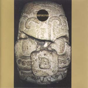 Ruins - Symphonica  CD (album) cover