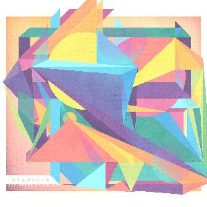 The Shape of Colour by INTERVALS album cover