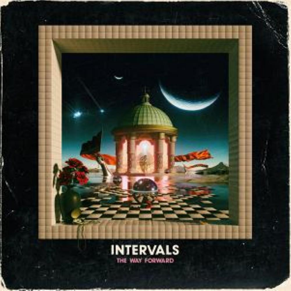 Intervals - The Way Forward CD (album) cover