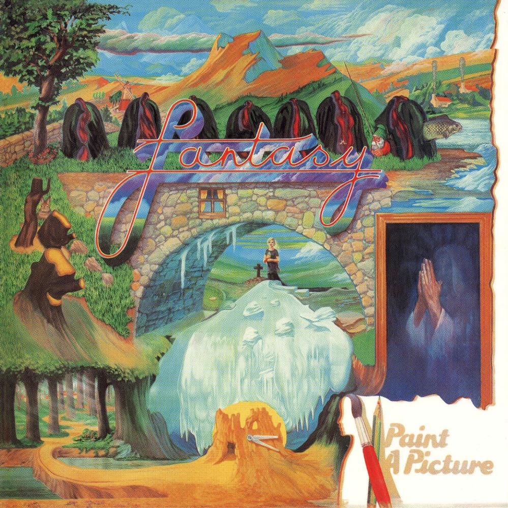 Paint A Picture by FANTASY album cover