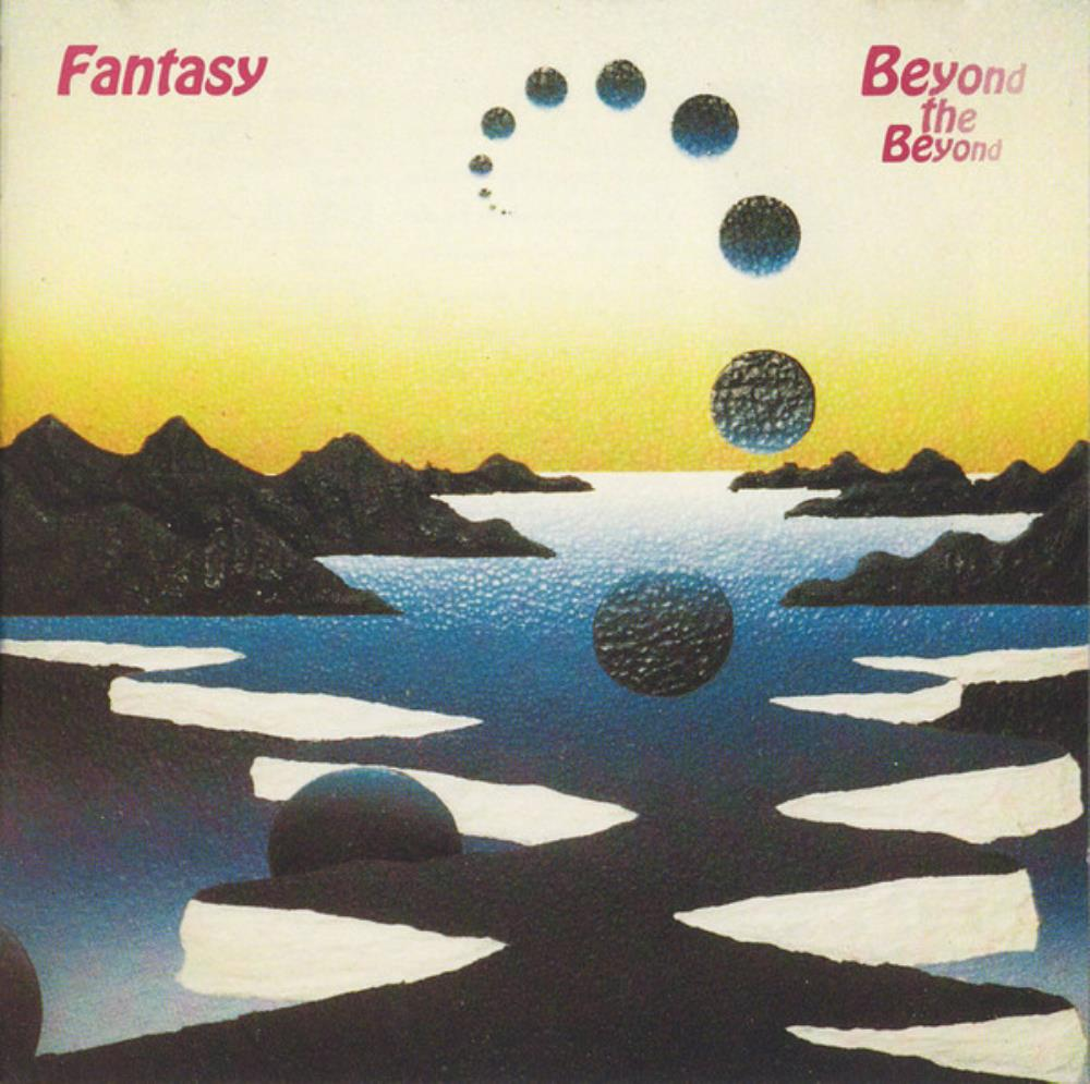 Beyond The Beyond by FANTASY album cover