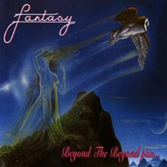 Fantasy - Beyond the Beyond plus... CD (album) cover