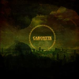 As Grey As They Said by CARONTTE album cover