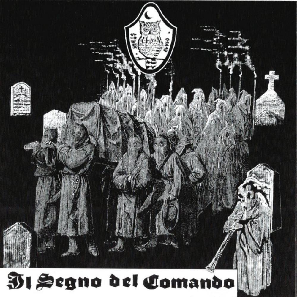 Il Segno Del Comando by SEGNO DEL COMANDO, IL album cover