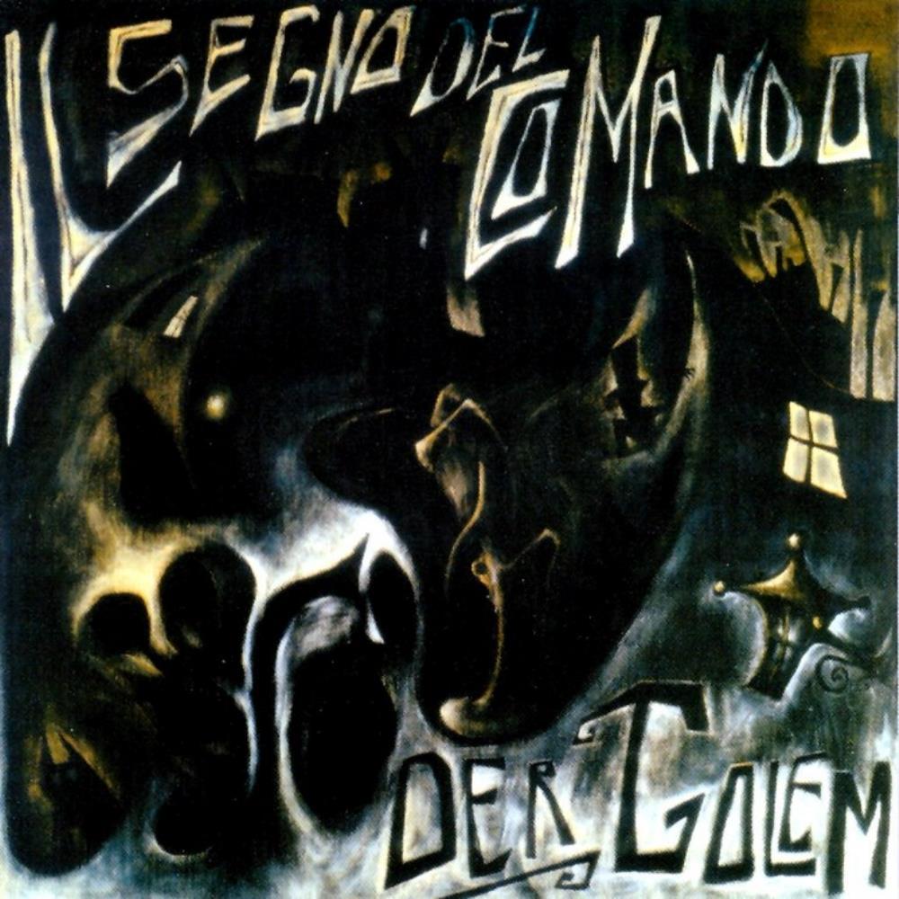 Der Golem by SEGNO DEL COMANDO, IL album cover