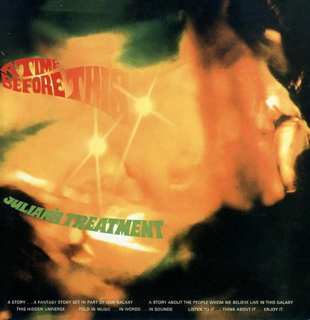 A Time Before This by JULIAN'S TREATMENT album cover