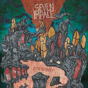 Contrapasso by SEVEN IMPALE album cover