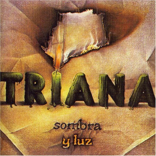 Triana - Sombra y Luz CD (album) cover