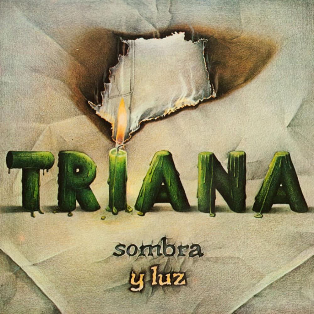 Sombra Y Luz by TRIANA album cover