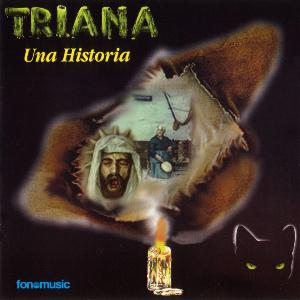 Triana - Una Historia CD (album) cover