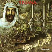 Triana - Hijos Del Agobio CD (album) cover