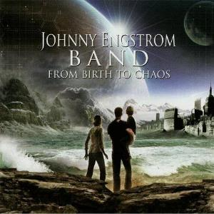 Dead End Space From Birth to Chaos (Johnny Engstrom Band) album cover