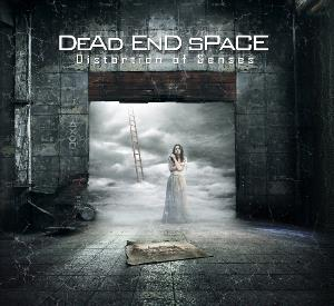 Dead End Space - Distortion of Senses CD (album) cover