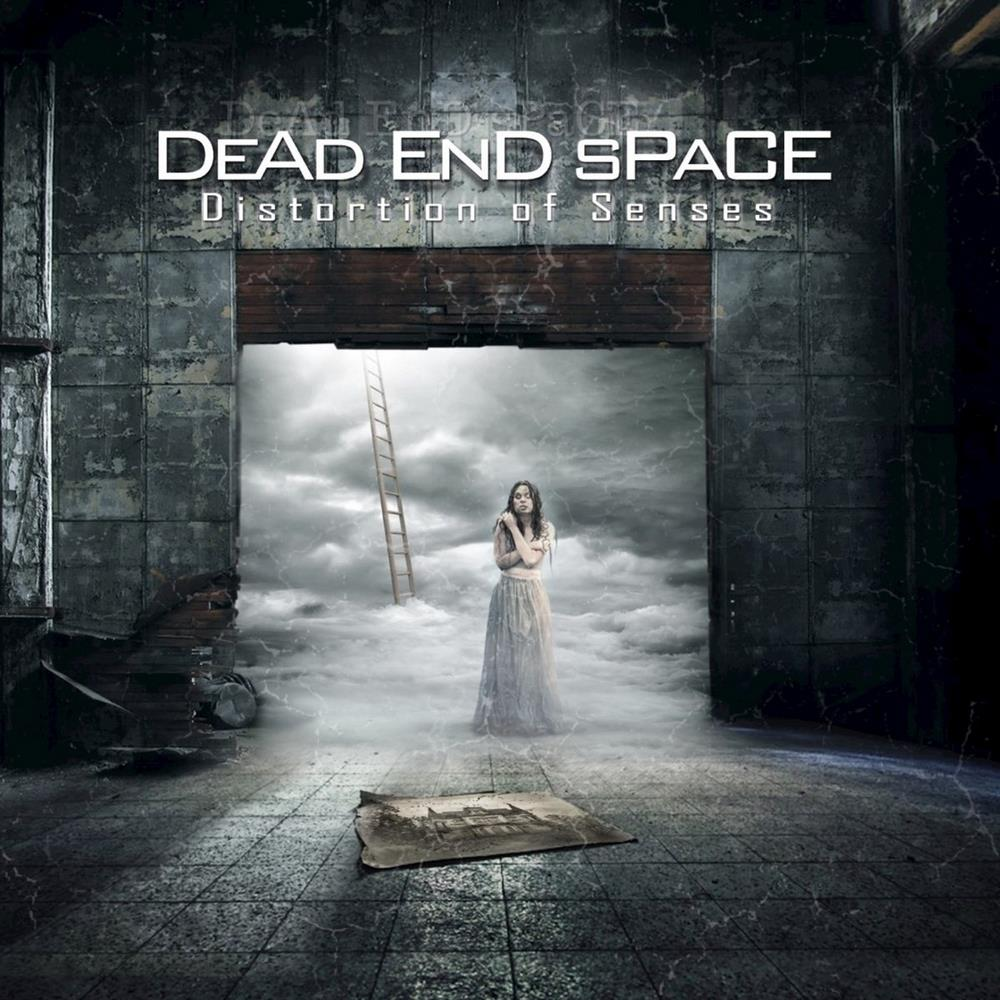 Distortion of Senses by DEAD END SPACE album cover