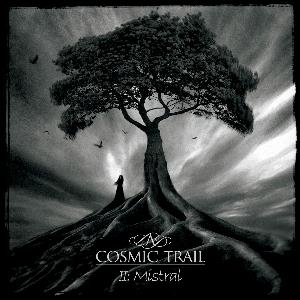 II: Mistral by COSMIC TRAIL, A album cover