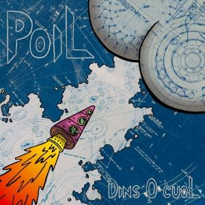 PoiL - Dins O Cuol CD (album) cover