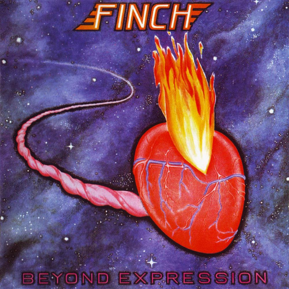 Beyond Expression by FINCH album cover