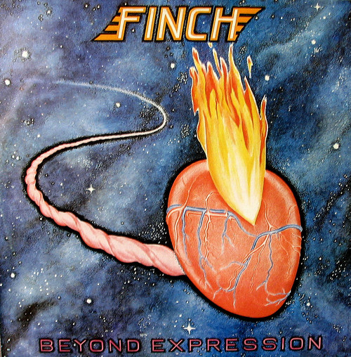 Finch - Beyond Expression CD (album) cover