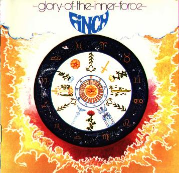 Finch - Glory of the Inner Force CD (album) cover