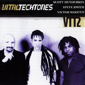 Vital Tech Tones VTT2 album cover