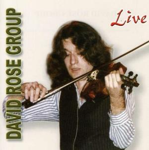 David Rose Live album cover