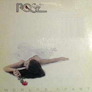 David Rose Worlds Apart album cover