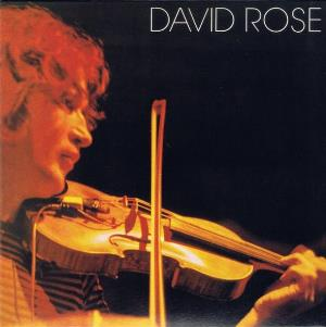 Distance Between Dreams by ROSE, DAVID album cover