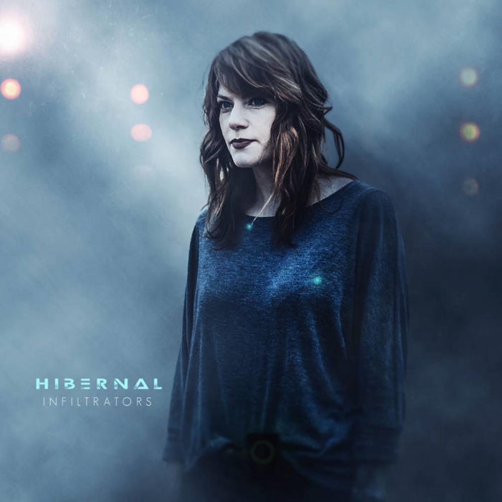 Infiltrators by HIBERNAL album cover