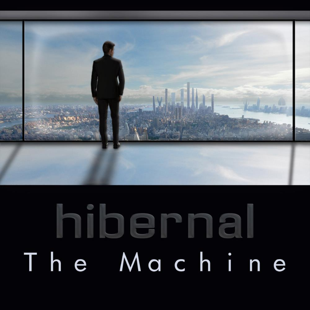 The Machine by HIBERNAL album cover