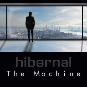 Hibernal - The Machine CD (album) cover