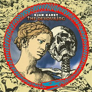 Djam Karet - The Devouring CD (album) cover