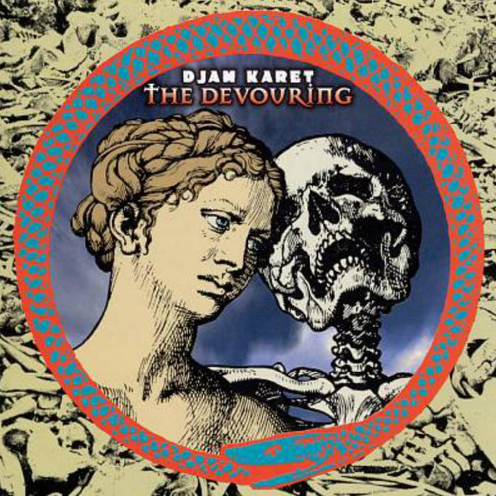 Djam Karet The Devouring album cover