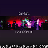 Djam Karet Live At NEARfest 2001 album cover
