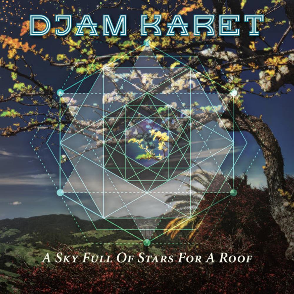 A Sky Full Of Stars For A Roof by DJAM KARET album cover