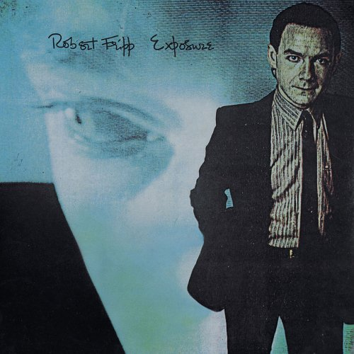 Robert Fripp - Exposure CD (album) cover