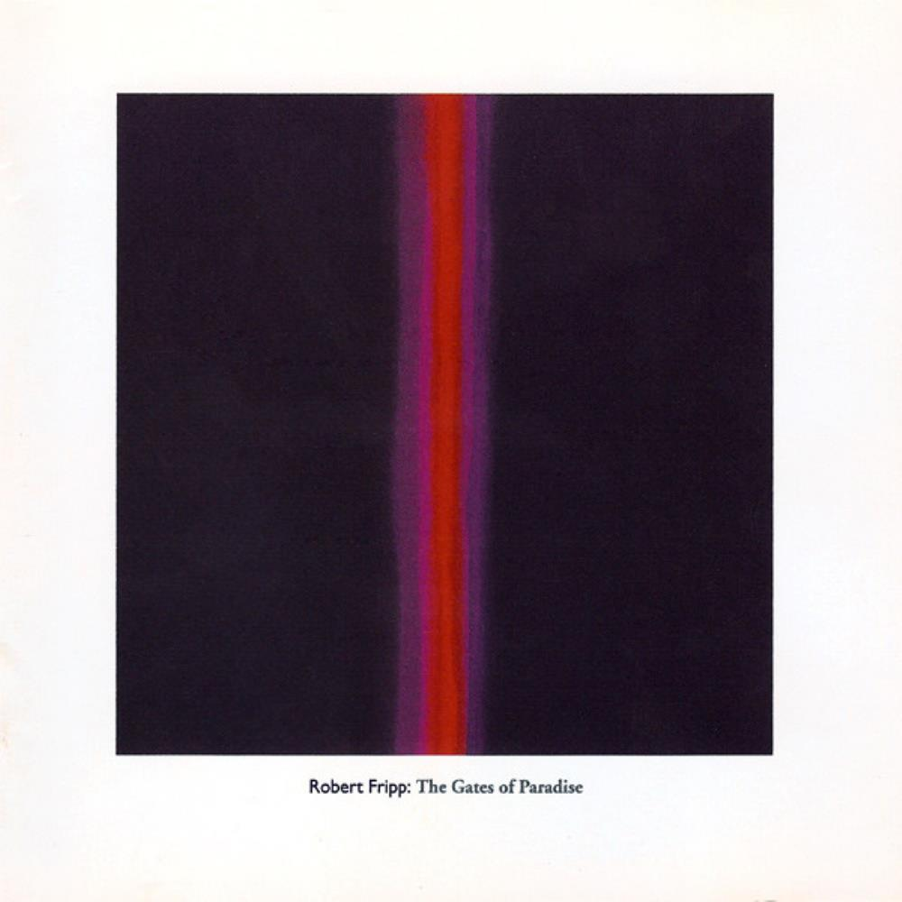 Robert Fripp The Gates Of Paradise album cover