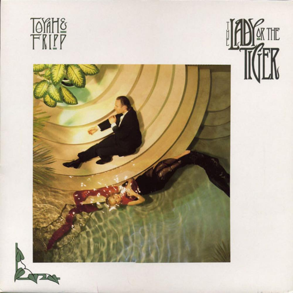 Robert Fripp & Toyah Willcox: The Lady Or The Tiger ? by FRIPP, ROBERT album cover