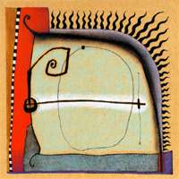 Robert Fripp - The Repercussions of Angelic Behavior (with Trey Gunn and Bill Rieflin) CD (album) cover