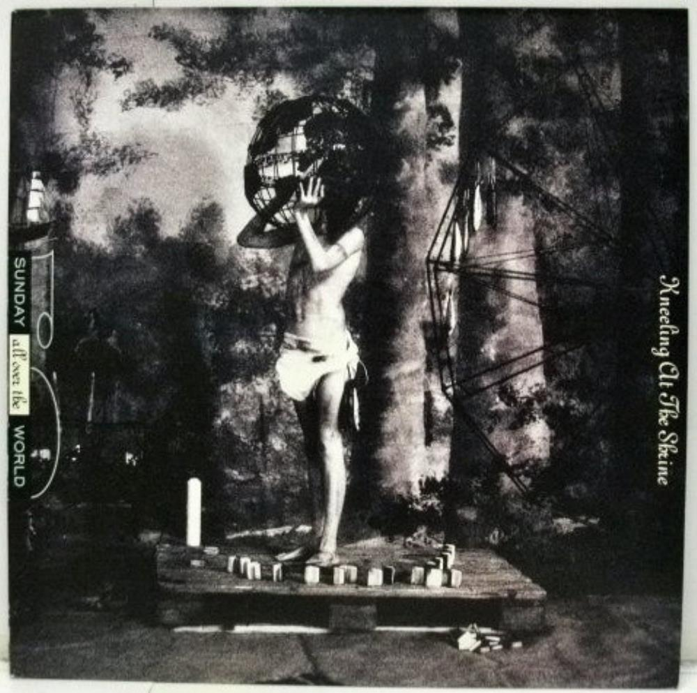 Robert Fripp - Sunday All Over The World: Kneeling At The Shrine CD (album) cover