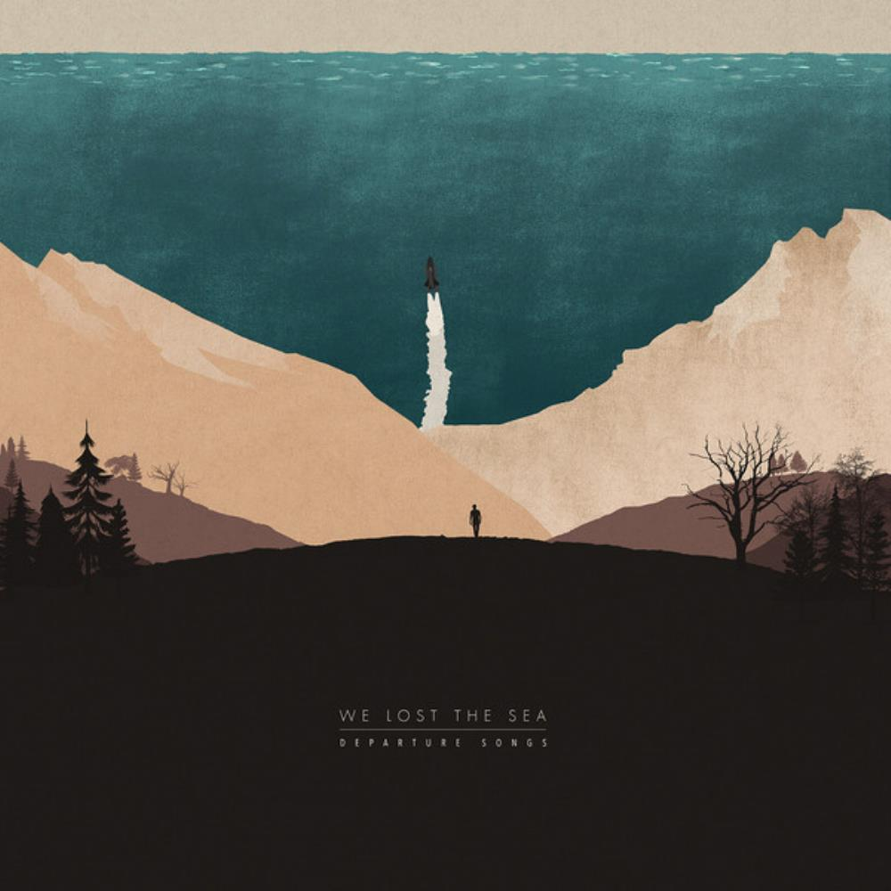 Departure Songs by WE LOST THE SEA album cover
