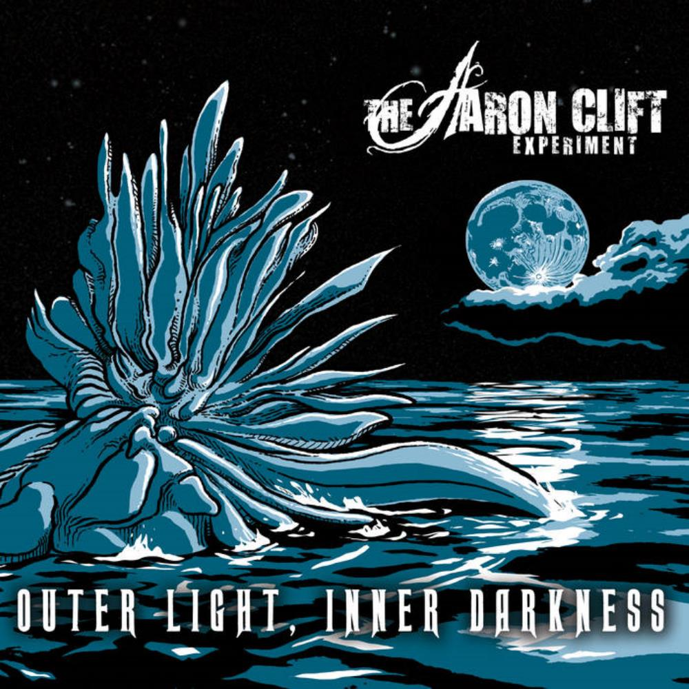 Outer Light, Inner Darkness by CLIFT EXPERIMENT, THE AARON album cover